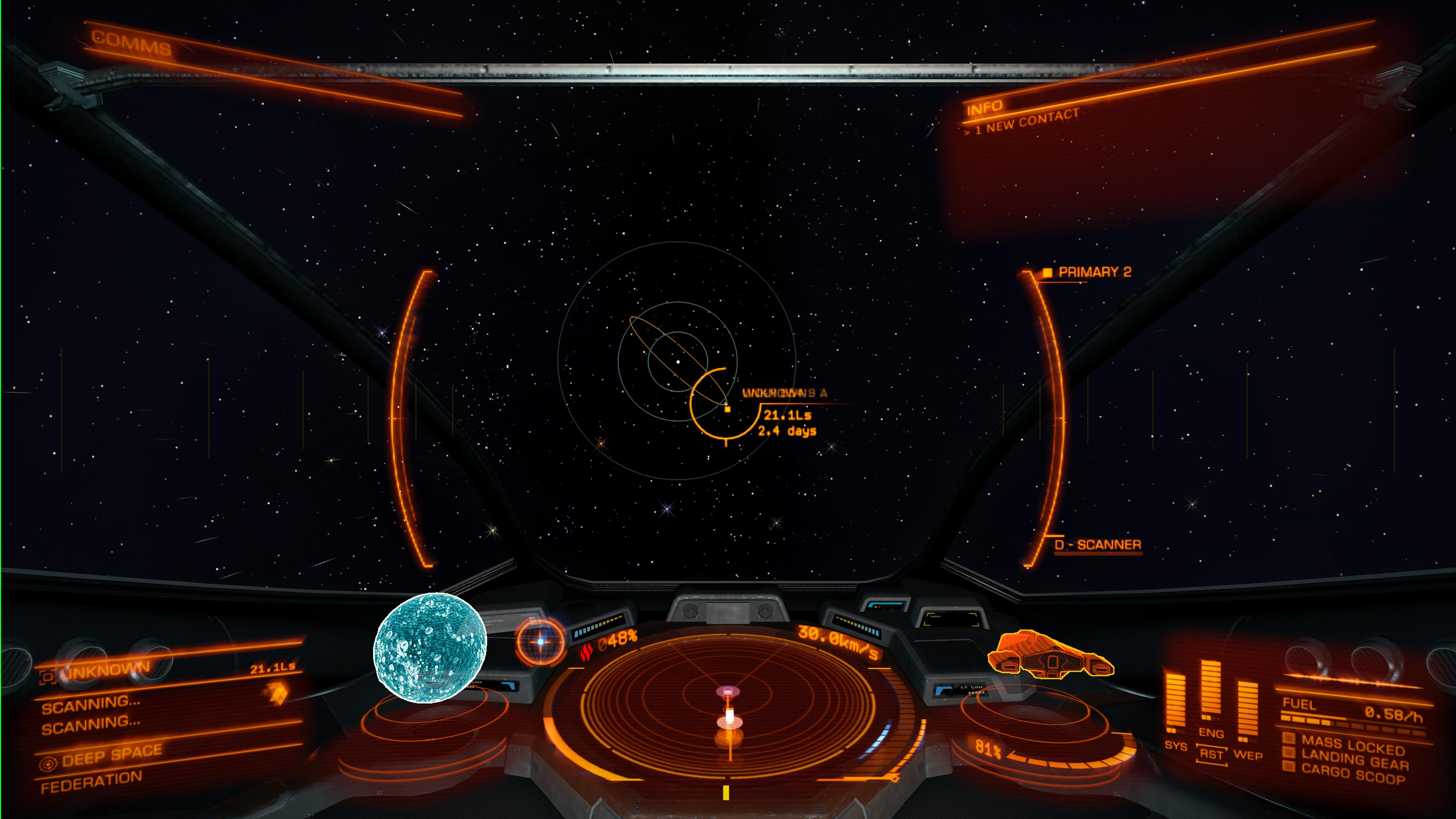 Explorer Scan